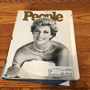 People Magazine- Princess Diana - September 15 '97